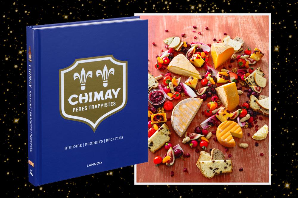 Chimay. Histoire/Produits/Recettes, de Stefaan Daeninck, éditions Lannoo, 185 pages, 22,50€
