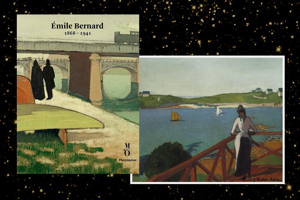 Emile Bernard, la peinture en colère, Collectif, éditions Flammarion, 240 pages, 39€