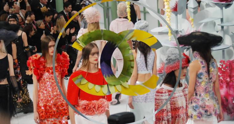 Chanel Haute Couture printemps été 2015