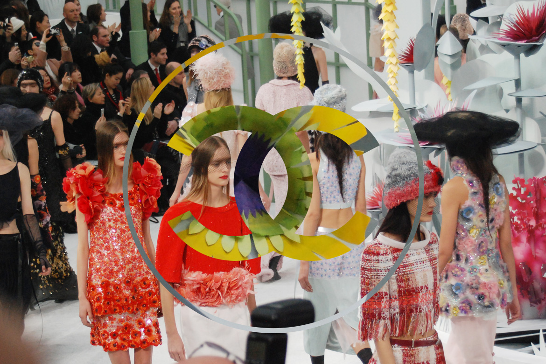 Fashion week Haute couture Paris : Chanel FW15