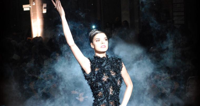Franck Sorbier Haute Couture printemps été 2015