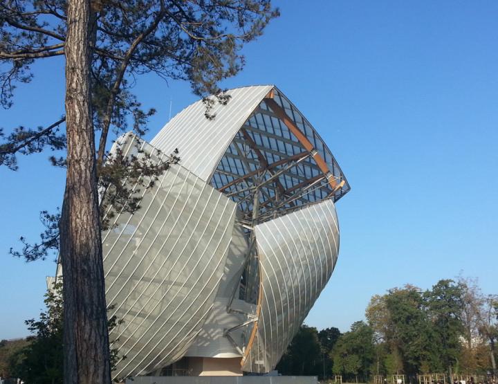 Fondation Louis Vuitton : l'œuvre habitée par l'Art
