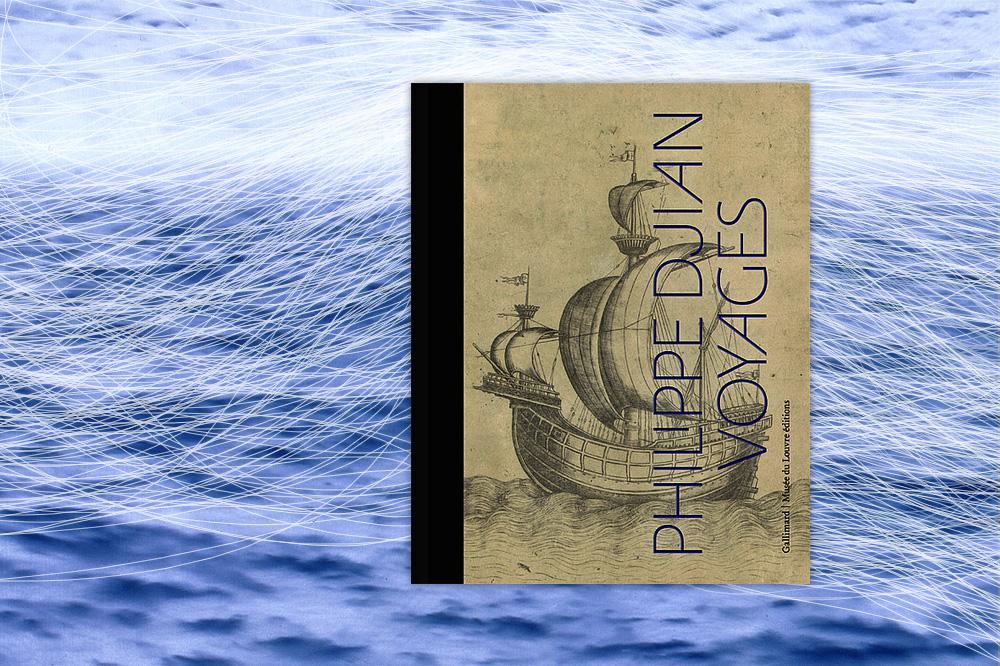 « Voyages » de Philippe Djian, Coédition Gallimard/Musée du Louvre éditions