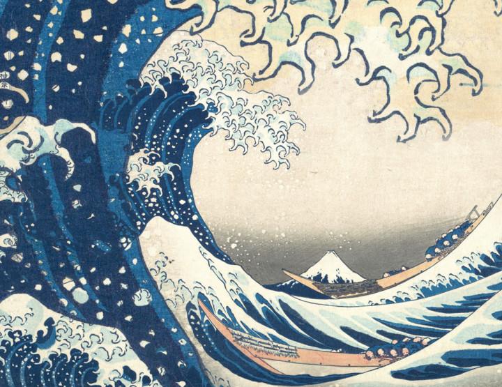 Hokusai, le vieux fou d'architecture, Editions du Seuil/BnF