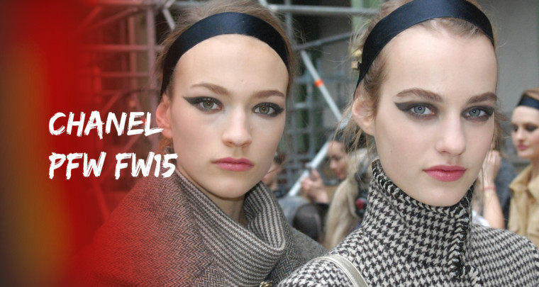 Paris Fashion Week FW15 : Chanel