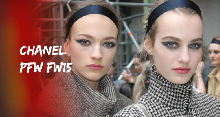Paris Fashion Week FW15 : Chanel