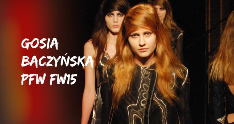 Paris Fashion Week FW15 : Gosia Baczynska