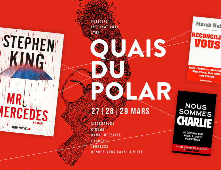 Métro Book : Lyon capitale du crime