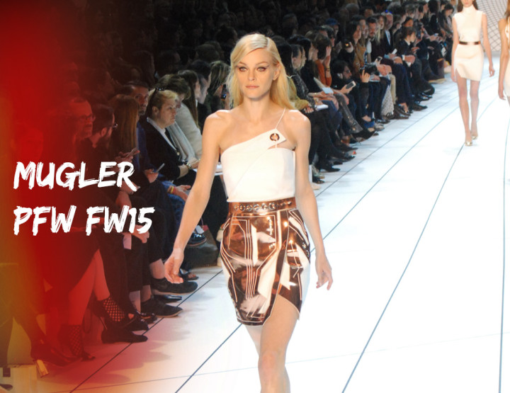 Paris Fashion Week FW15 : Mugler