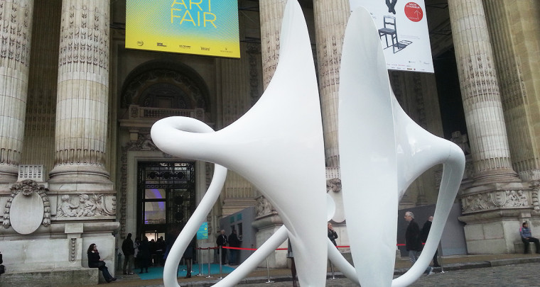 Art Paris Art Fair 2015 : un pont entre l'Asie et l'Europe