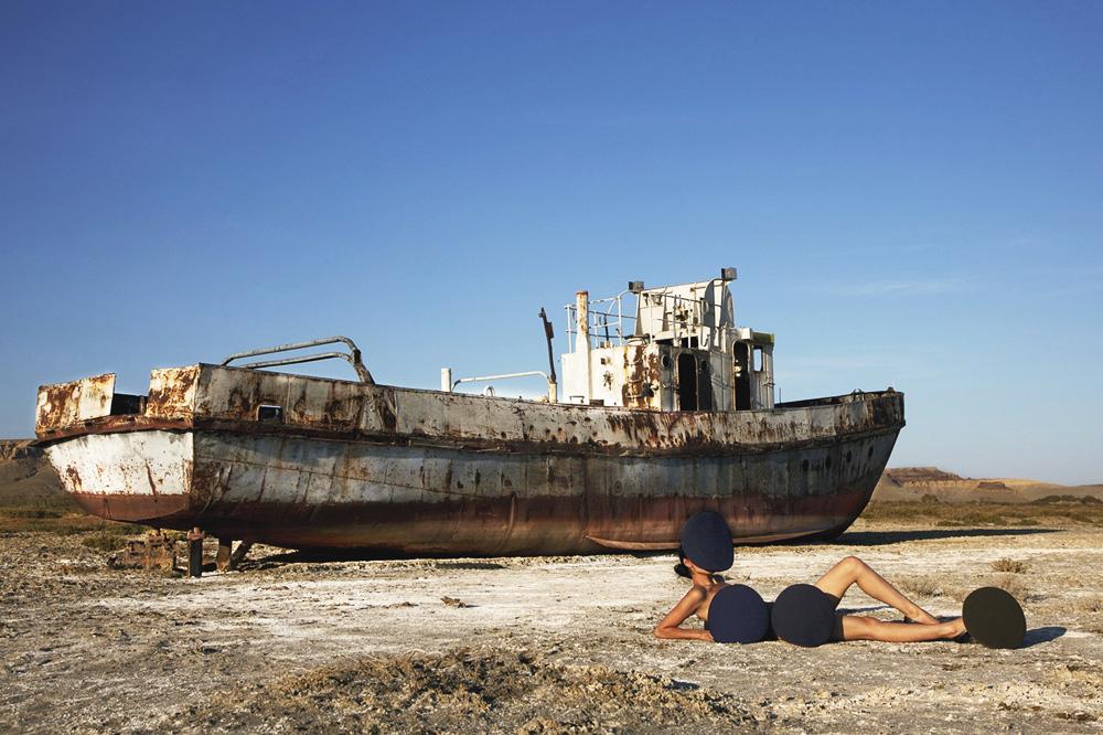 """Mer d'Aral"" d'Almagul Menlibayeva"