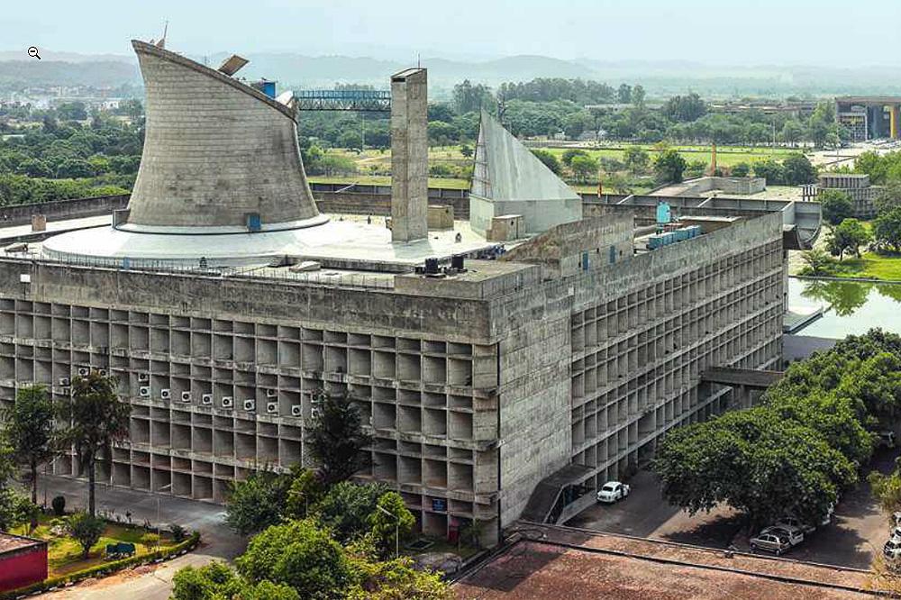 Palais de l'assemblée, Inde