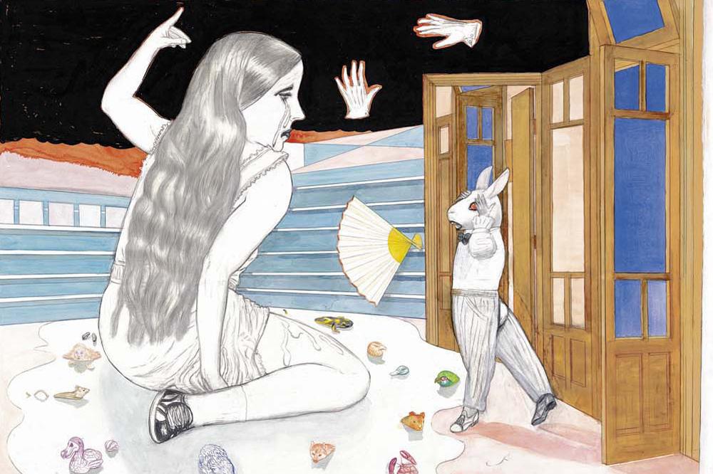 Alice-au-pays-des-merveilles_illustrations-Pat-Andrea_Editions-Diane-de-Selliers_Le-mot-la-chose_11