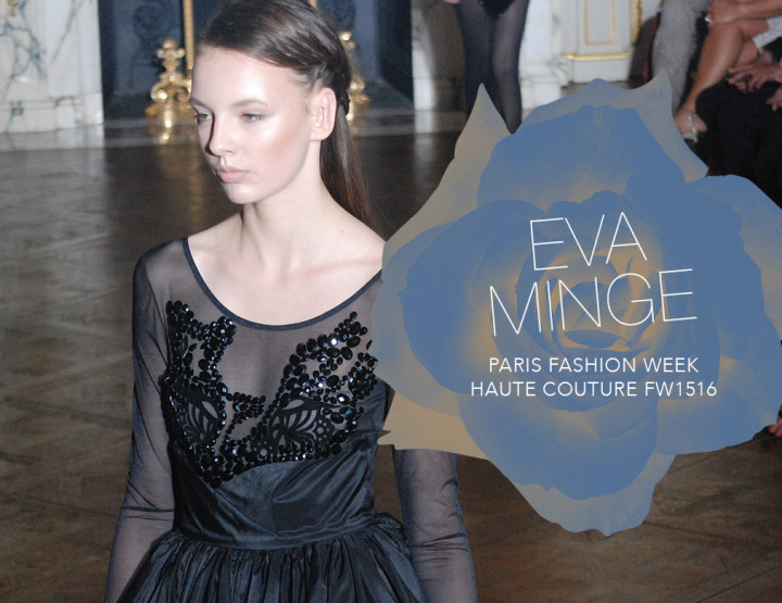 Paris Fashion Week Haute Couture FW15/16 : Eva Minge