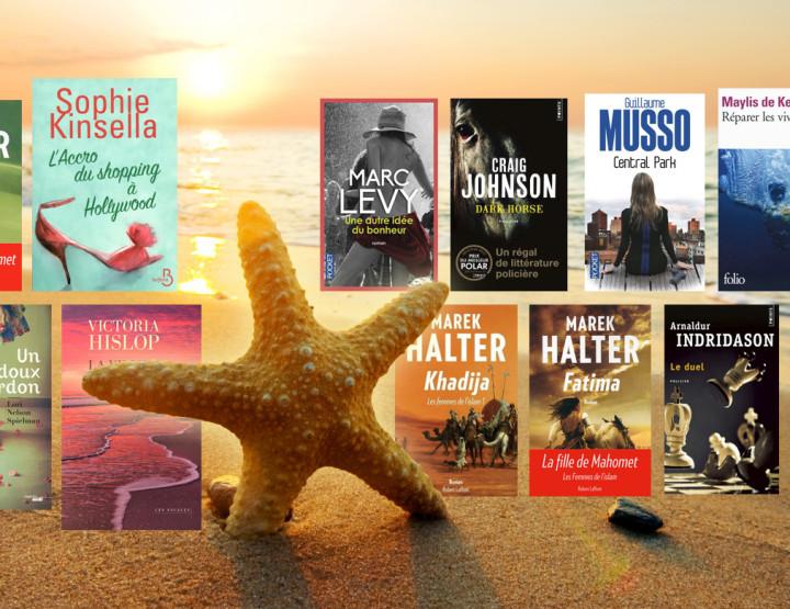 Métro Book : sous les pavés, des livres pour l'été !