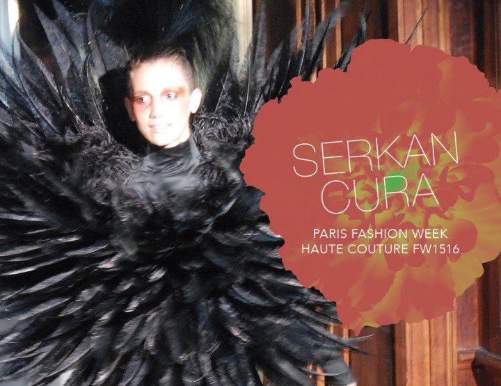 Paris Fashion Week Haute Couture FW15/16 : Serkan Cura