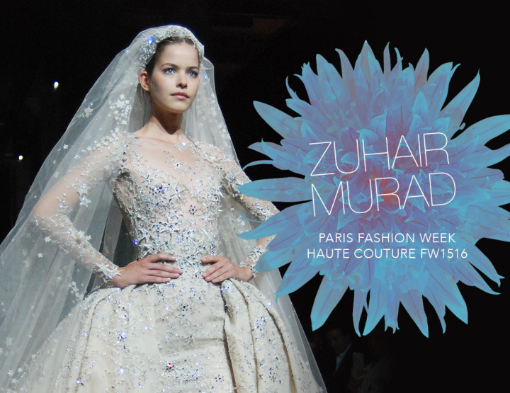 Paris Fashion Week Haute Couture FW15/16 : Zuhair Murad