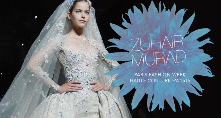 Paris Fashion Week Haute Couture FW15/16 : Zuhair Murad