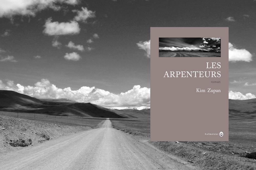 Les Arpenteurs, de Kim Zupan, éditions Gallmeister