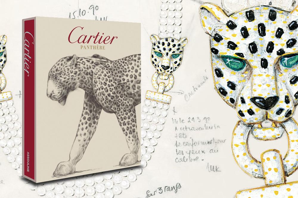 « Cartier : Panthère », Collectif, éditions Assouline