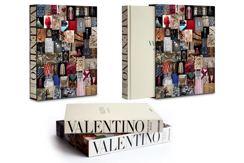 """""""Valentino"""" de Mirabilia Romae - Editions Assouline"""