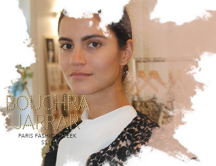 Paris Fashion Week SS16 : Bouchra Jarrar