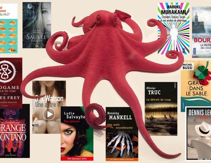 Métro book : les tentacules du Mal