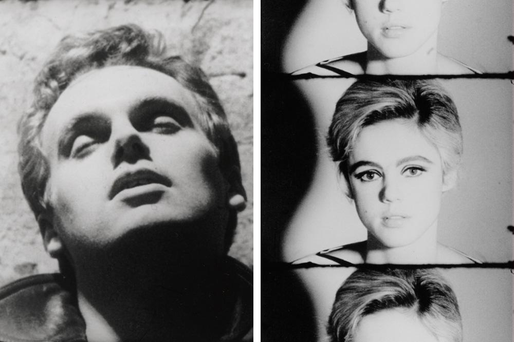 """Blow job"", ""Screen tests"" d'Andy Warhol"