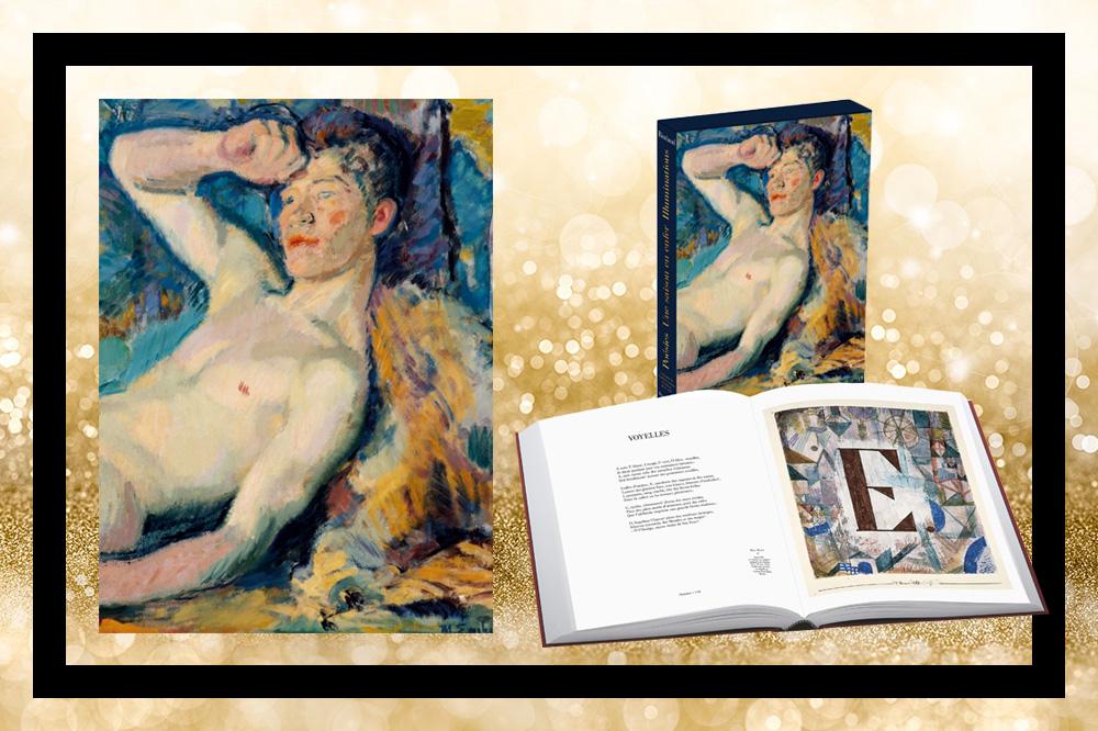"""""""Poésies, Une saison en enfer, Illuminations"""" de Rimbaud, à la lumière de la peinture moderne au tournant du XXe siècle, Diane de Selliers Editeur, 432 pages, 195€ jusqu'au 31 janvier 2016, 230€ ensuite"""