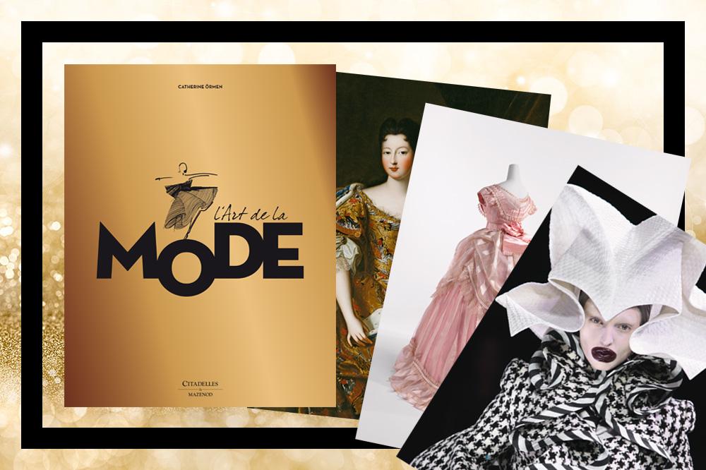 """""""L'Art de la mode"""" Editions Citadelles & Mazenod, 608 pages, 205€"""