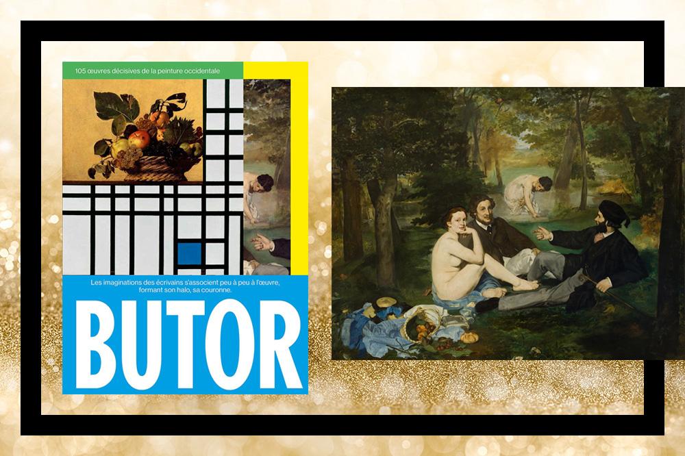 """""""105 œuvres décisives de la peinture occidentale montrées par Michel Butor"""" Editions Flammarion, 256 pages, 39€"""