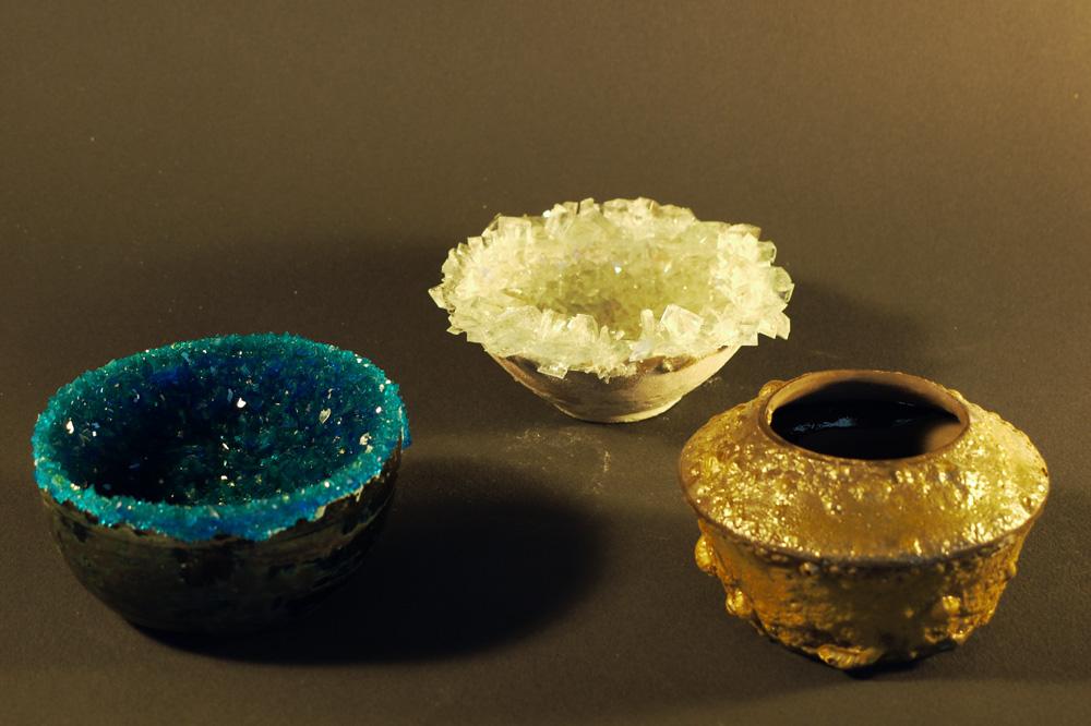 """Cristallisations"" d'Apoline Grivelet"