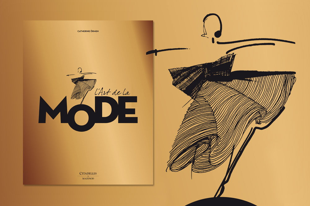« L'Art de la mode » Editions Citadelles & Mazenod, 608 pages, 205€