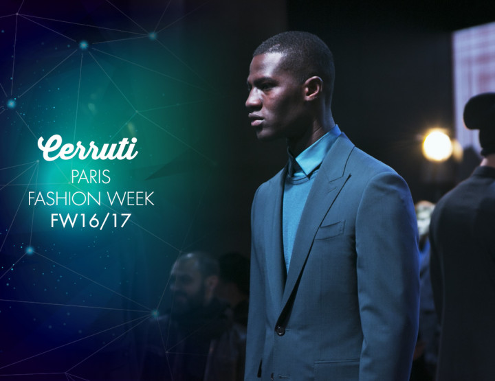 Paris Fashion Week Homme FW16/17 : Cerruti