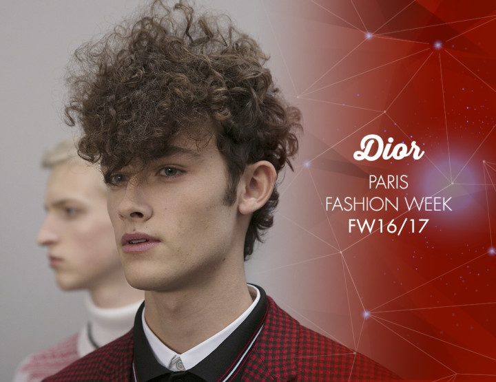 Paris Fashion Week Homme FW16/17 : Dior Homme