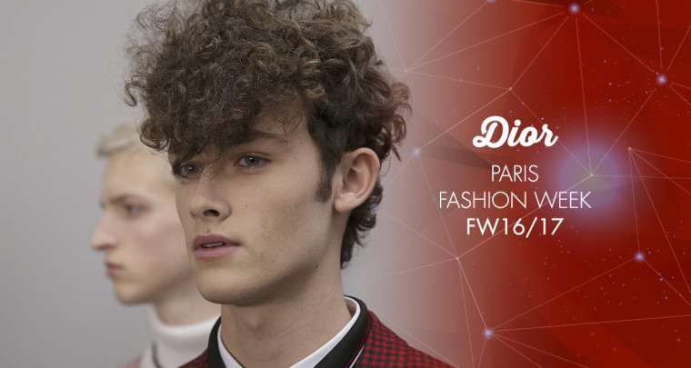 Paris Fashion Week Homme FW16/17 : Dior Homme