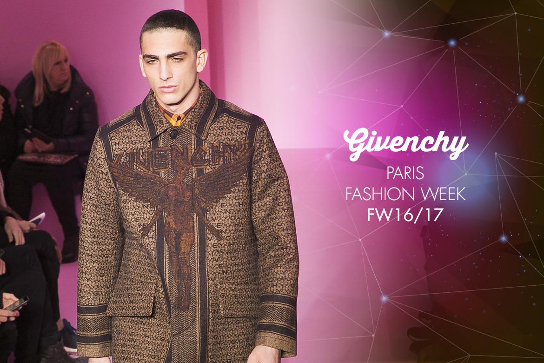 Le Mot   la Chose » La Culture autrement » Paris Fashion Week Homme FW16 17    Givenchy 7005162f1f5