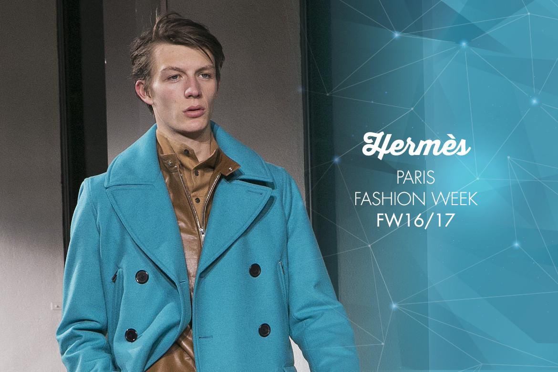 Le Mot   la Chose » La Culture autrement » Paris Fashion Week Homme FW16 17    Hermès e118896116c