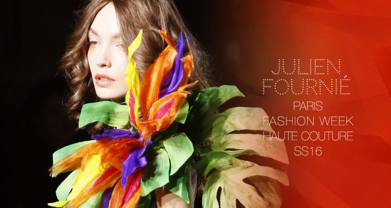 Paris Fashion Week Haute Couture SS16 : Julien Fournié
