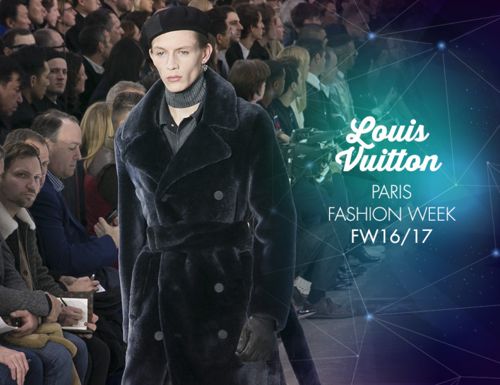 Paris Fashion Week Homme FW16/17 : Louis Vuitton