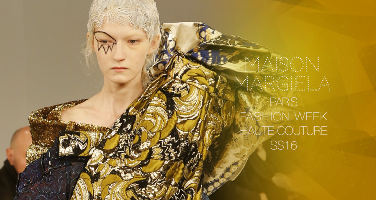 Paris Fashion Week Haute Couture SS16 : Maison Margiela
