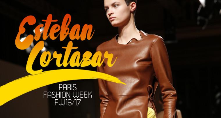 Paris Fashion Week FW16/17 : Esteban Cortazar