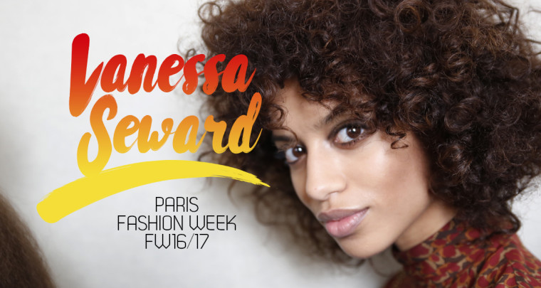Paris Fashion Week FW16/17 : Vanessa Seward