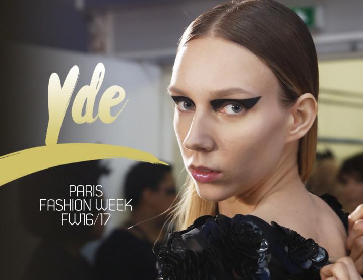Paris Fashion Week FW16/17 : YDE