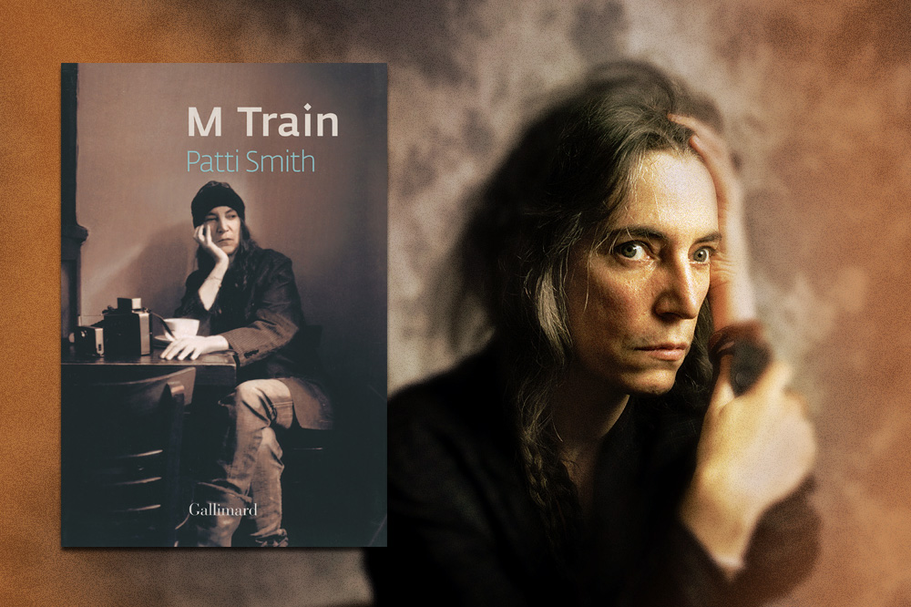M-Train_Patti-Smith_Editions-Gallimard_le-mot-et-la-chose