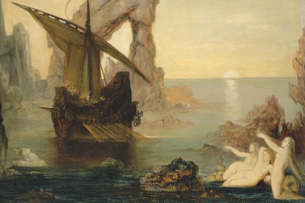 Ecrire-la-mythologie_editions-citadelles-mazenod_le-mot-et-la-chose_02_ulysse-gustave-moreau