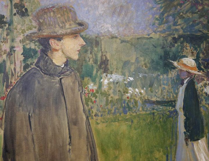 Jacques-Emile Blanche, portraitiste de la Belle Epoque