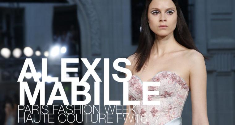 Paris Fashion Week Haute Couture FW16/17 : Alexis Mabille