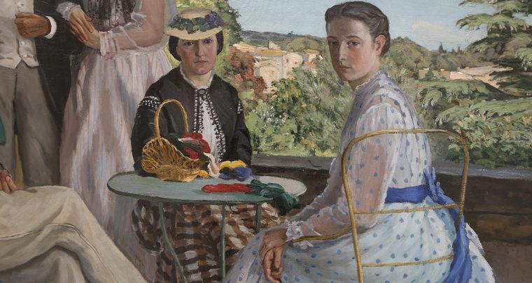 Frédéric Bazille, la jeunesse de l'impressionnisme au musée Fabre