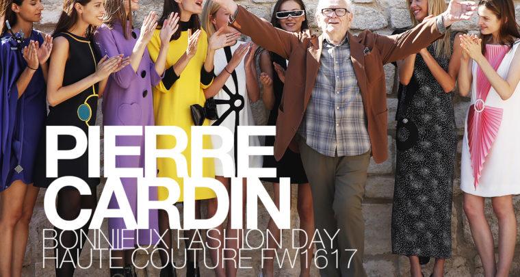 Bonnieux Fashion Day Haute Couture FW16/17 : Pierre Cardin